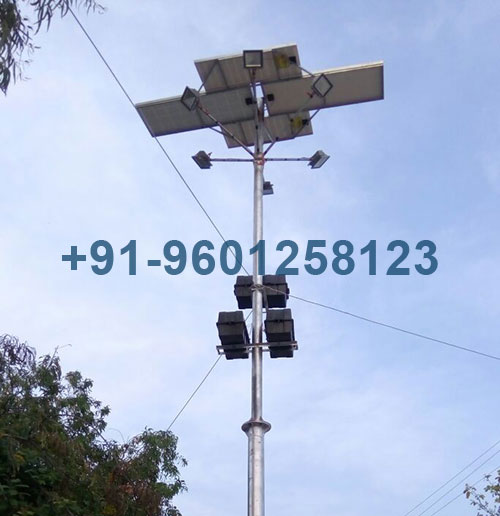 Solar High Mast Light  sc 1 st  Solar Blinker Lights-led & Solar High Mast Light - Enpowers International